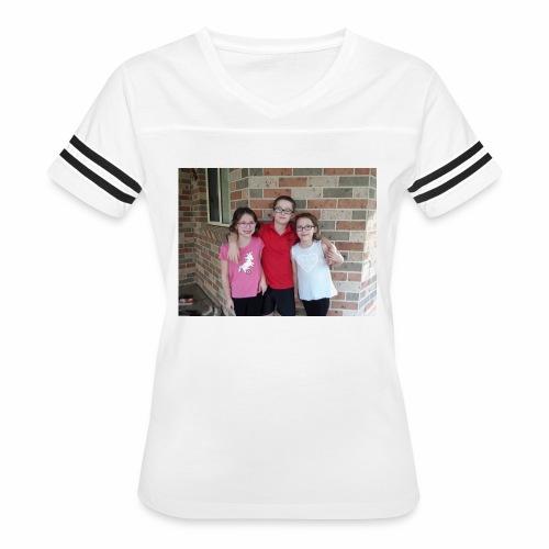 Fan merch - Women's Vintage Sport T-Shirt