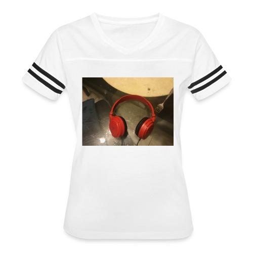 The amazing headphone - Women's Vintage Sport T-Shirt