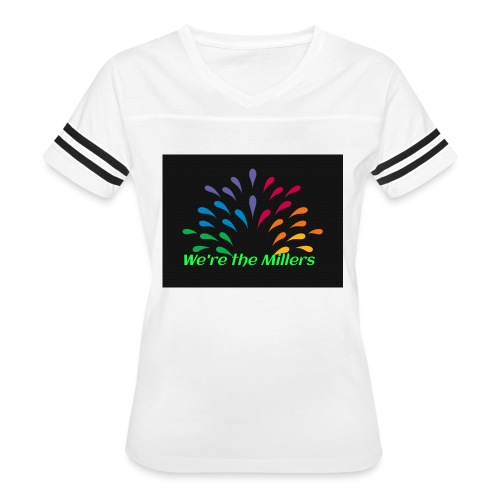 We're the Millers logo 1 - Women's Vintage Sport T-Shirt