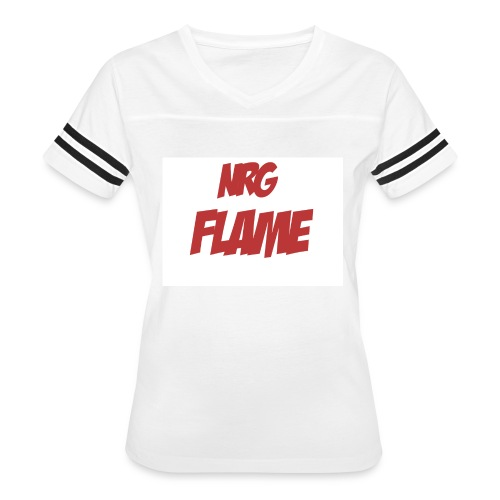 FLAME - Women's Vintage Sport T-Shirt