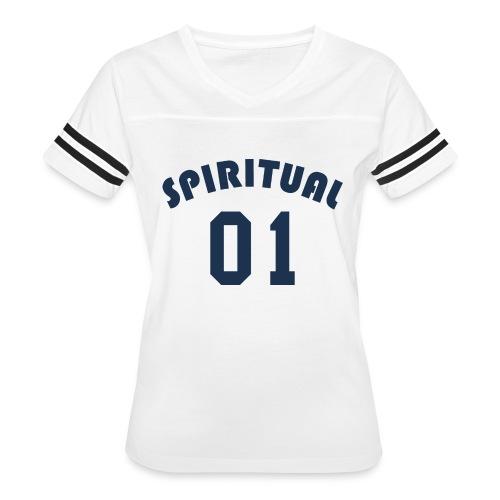 Spiritual One - Women's Vintage Sport T-Shirt
