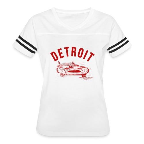 Detroit Art Project - Women's Vintage Sport T-Shirt