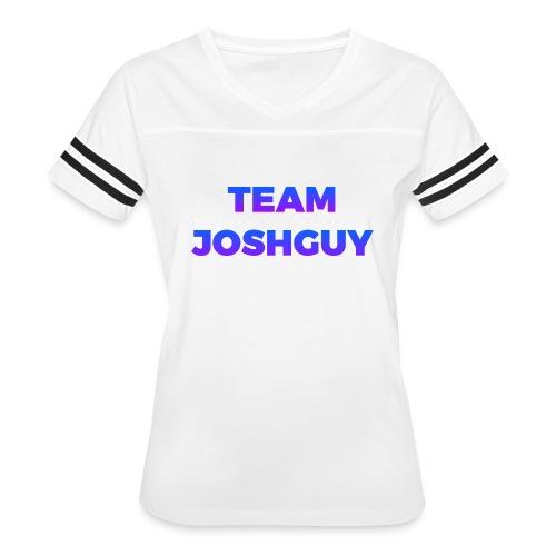 Team JoshGuy - Women's Vintage Sport T-Shirt