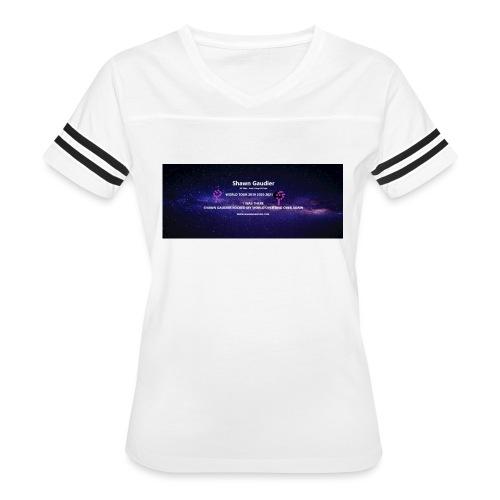 Tour T1 - Women's Vintage Sport T-Shirt