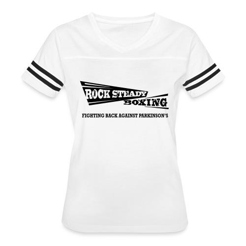 I Am Rock Steady T shirt - Women's Vintage Sport T-Shirt