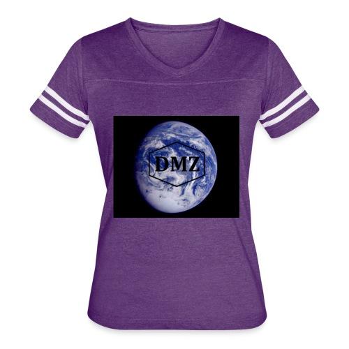 DMZ Apparel - Women's Vintage Sports T-Shirt
