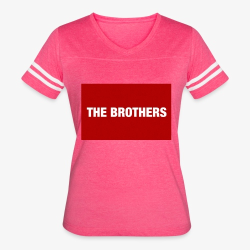 The Brothers - Women's Vintage Sport T-Shirt