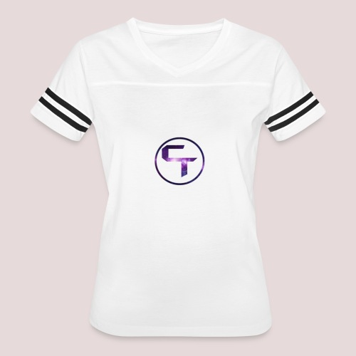CamTremblay Official logo - Women's Vintage Sport T-Shirt