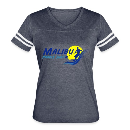 Malibu Paddle Surf T-shirts Hats Hoodies - Women's Vintage Sport T-Shirt