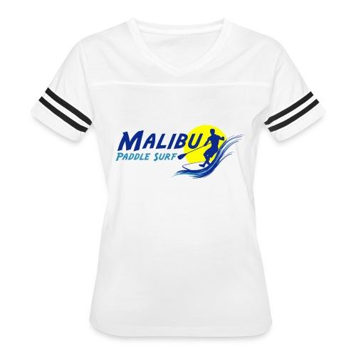 Malibu Paddle Surf T-shirts Hats Hoodies - Women's Vintage Sport T-Shirt