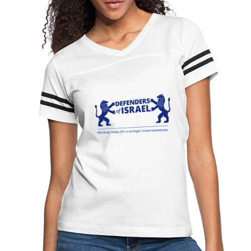 Defenders Of Israel - Women's Vintage Sport T-Shirt