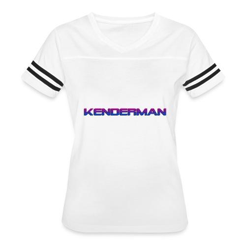 Kendermerch - Women's Vintage Sports T-Shirt