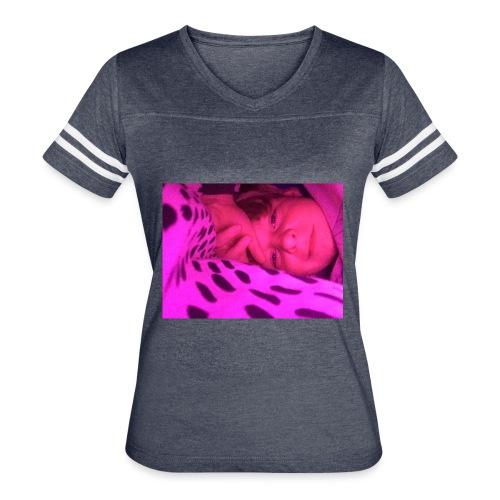 Purple under my bed - Women's Vintage Sport T-Shirt