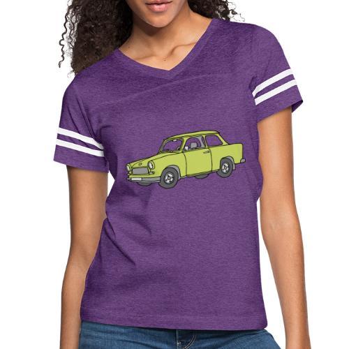 Trabant (baligreen car) - Women's Vintage Sport T-Shirt