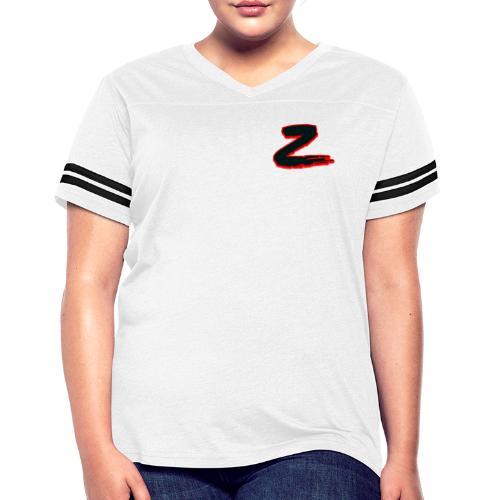 the z merch - Women's Vintage Sports T-Shirt