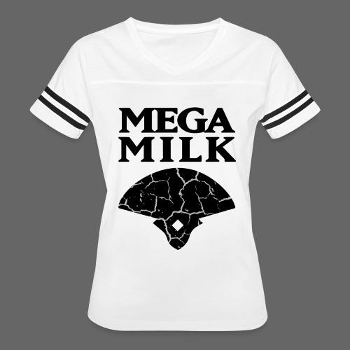 Mega (VEX) Milk - Women's Vintage Sport T-Shirt