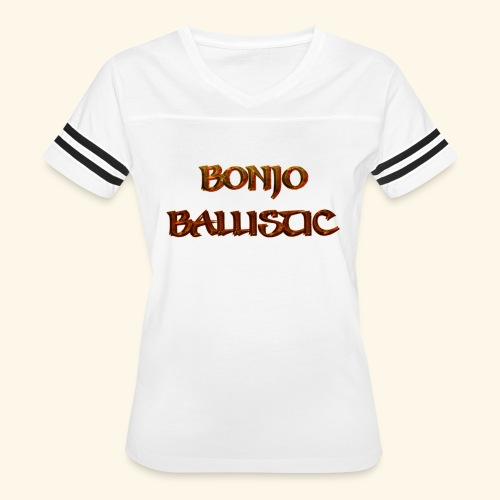BonjoBallistic - Women's Vintage Sport T-Shirt