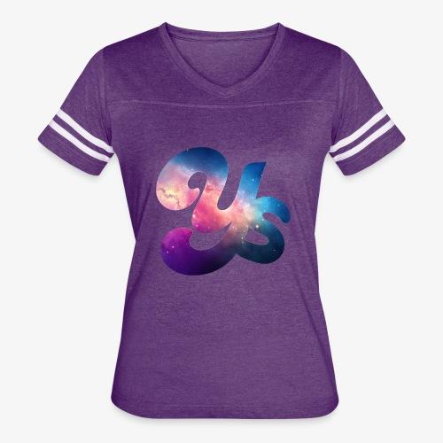 Galaxy - Women's Vintage Sport T-Shirt