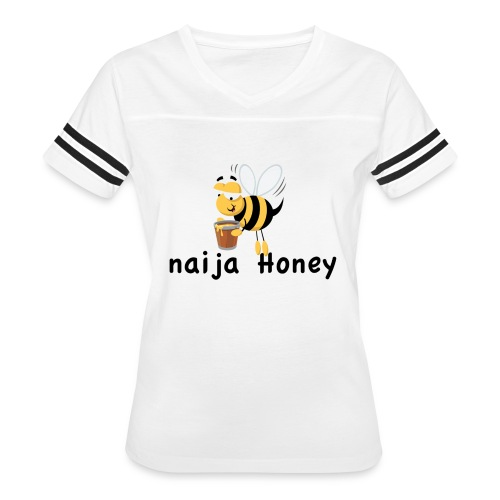 naija honey... - Women's Vintage Sport T-Shirt