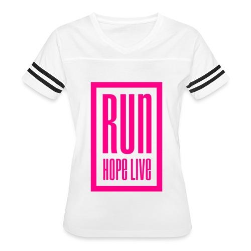 logo transparent background png - Women's Vintage Sport T-Shirt