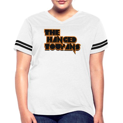 The Hanged Toupans - Women's Vintage Sport T-Shirt