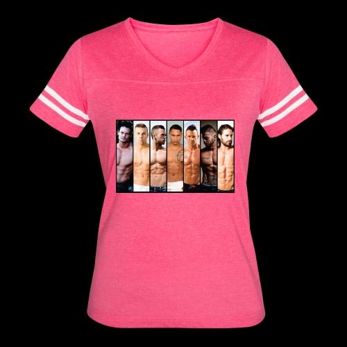 Hong Kong 2018 BILLBOARD - Women's Vintage Sport T-Shirt