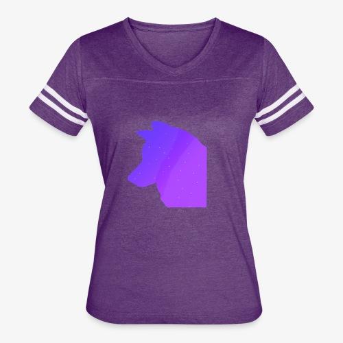 night wolf - Women's Vintage Sport T-Shirt