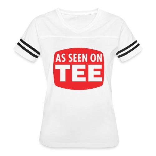 As Seen On Tee - Women's Vintage Sport T-Shirt