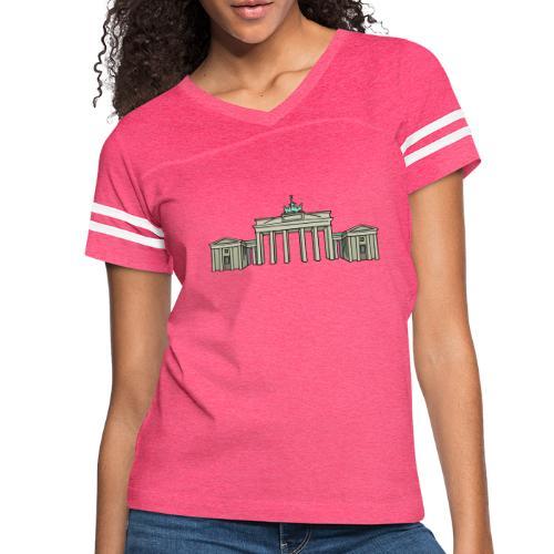 Brandenburg Gate Berlin - Women's Vintage Sport T-Shirt