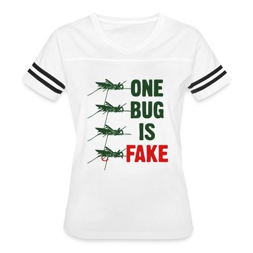 Fly Fishing Hopper - Women's Vintage Sport T-Shirt