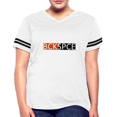 BCKSPCE - Women's Vintage Sport T-Shirt