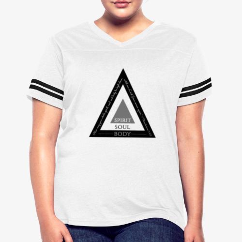 Spirit Soul Body - Women's Vintage Sport T-Shirt