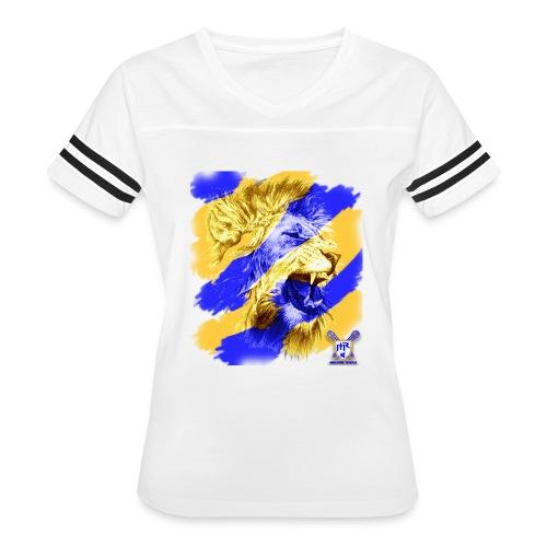classic lion t - Women's Vintage Sport T-Shirt