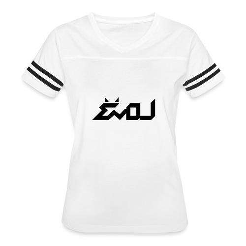 evol logo - Women's Vintage Sport T-Shirt