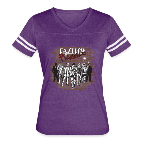 East Row Rabble - Women's Vintage Sport T-Shirt