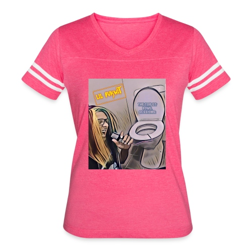 Toilet bowel sessions - Women's Vintage Sport T-Shirt
