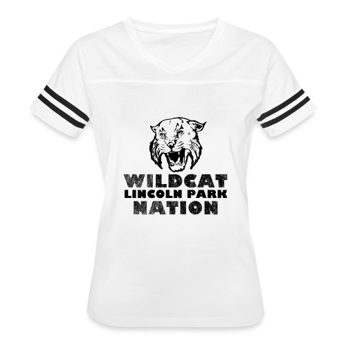 Wildcat Nation - Women's Vintage Sport T-Shirt
