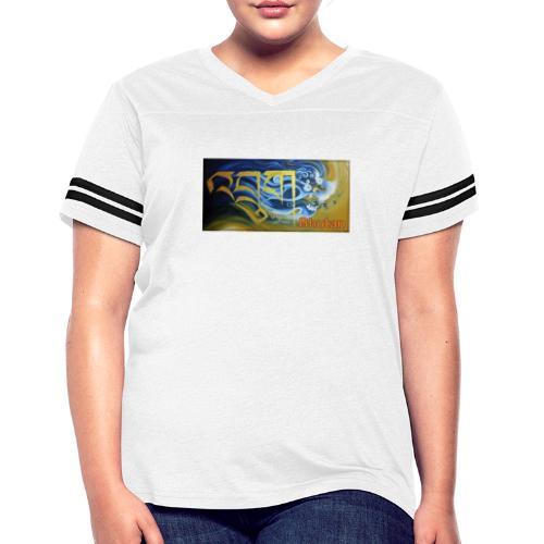 Druk - Women's Vintage Sports T-Shirt