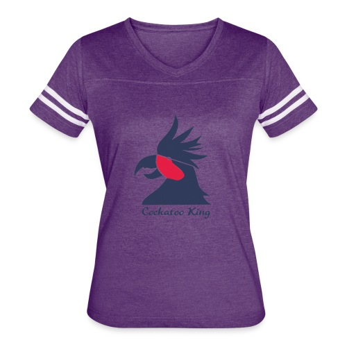 Cockatoo Logo - Women's Vintage Sport T-Shirt