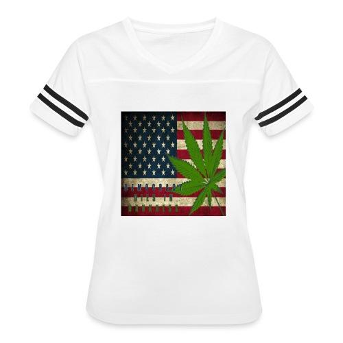 Political humor - Women's Vintage Sport T-Shirt