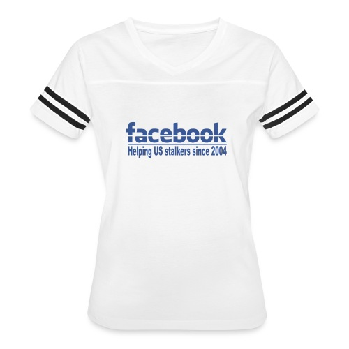 Helping US stalkers - Women's Vintage Sport T-Shirt