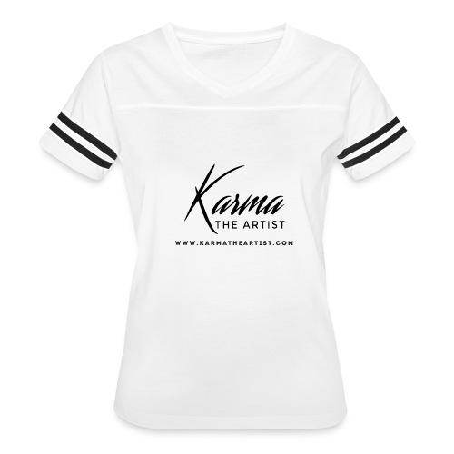 Karma - Women's Vintage Sport T-Shirt