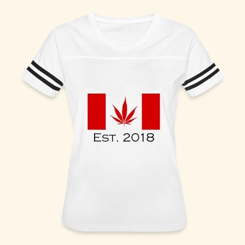 Legalization - Women's Vintage Sport T-Shirt
