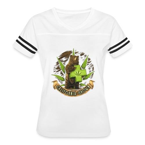 Bear - Women's Vintage Sport T-Shirt