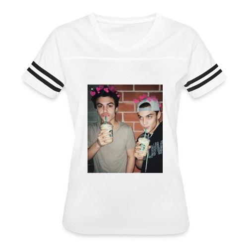 Dolan twins merch 💜🖤 - Women's Vintage Sport T-Shirt