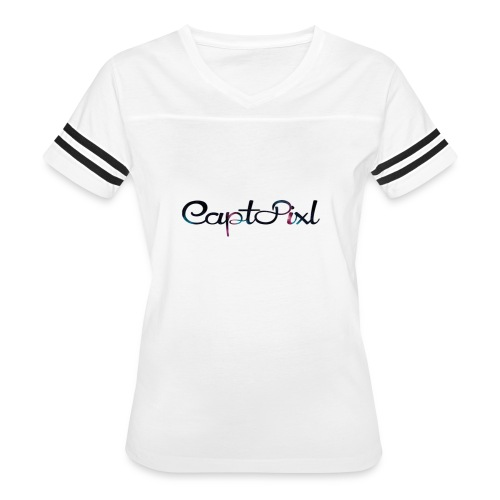 My YouTube Watermark - Women's Vintage Sport T-Shirt