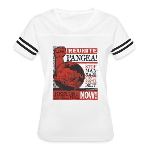 Reunite Pangea - Women's Vintage Sport T-Shirt
