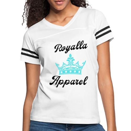 Royalla Apparel 16 - Women's Vintage Sport T-Shirt