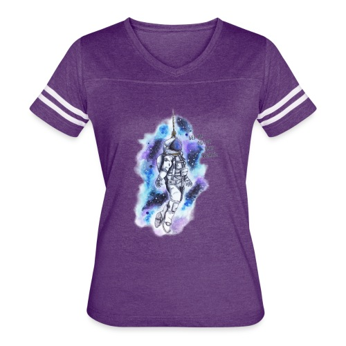 Get Me Out Of This World - Women's Vintage Sport T-Shirt