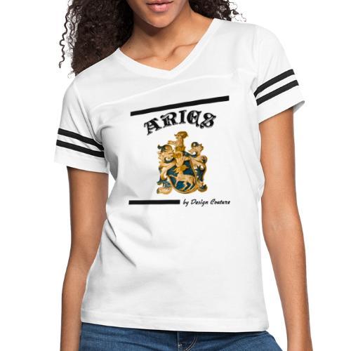 ARIES BLACK - Women's Vintage Sport T-Shirt